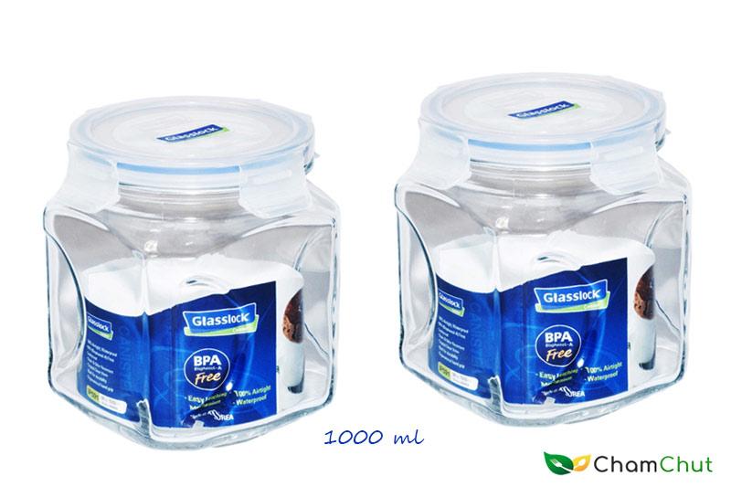 Hu-thuy-tinh-dung-gia-vi-va-thuc-pham-kho-Glasslock-IP591-(1000ml)