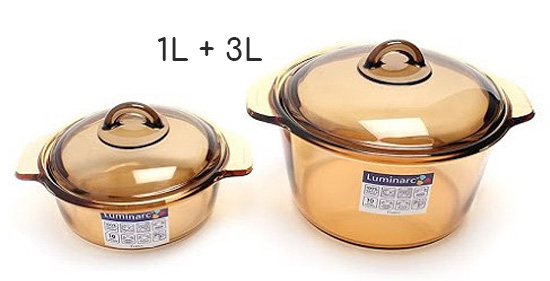 Danh-gia-Bo-2-noi-thuy-tinh-Luminarc-Amberline-Blooming-NB213-1L+3L