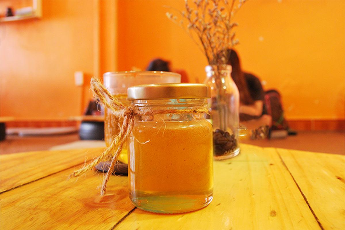 Bảo quản mật ong bằng chay thủy tinh