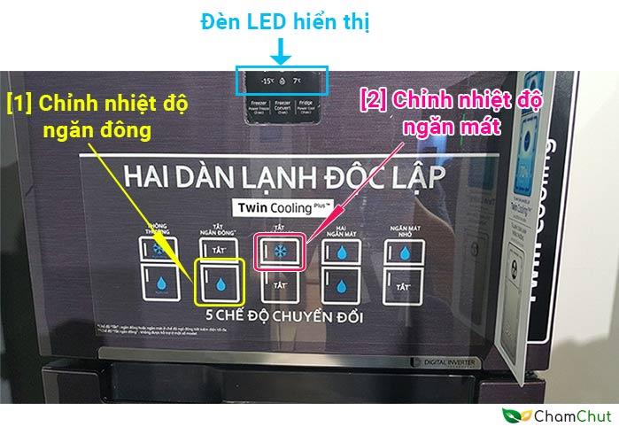 Cach-dieu-chinh-nhiet-do-tu-lanh-Samsung-2-dan-lanh