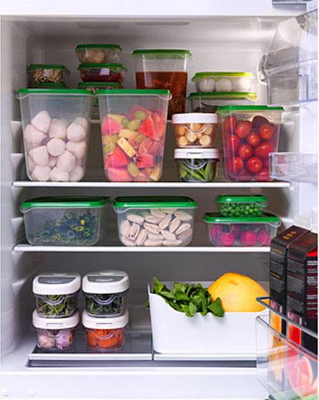 Cách xử lý mùi hôi trong tủ lạnh