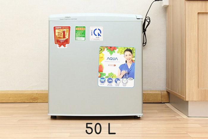 tu-lanh-mini-co-ngan-da-Aqua-AQR-55AR-50Lit