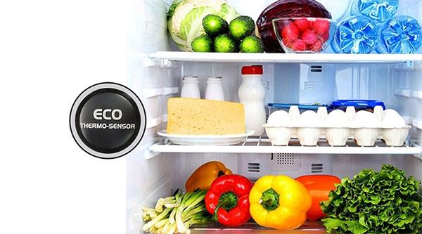 Eco Thermo-Sensor Tủ lạnh Hitachi có tốt không