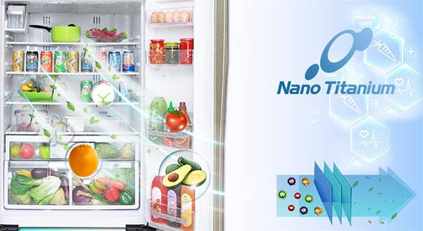 Công nghệ kháng khuẩn tủ lạnh Hitachi có tốt không