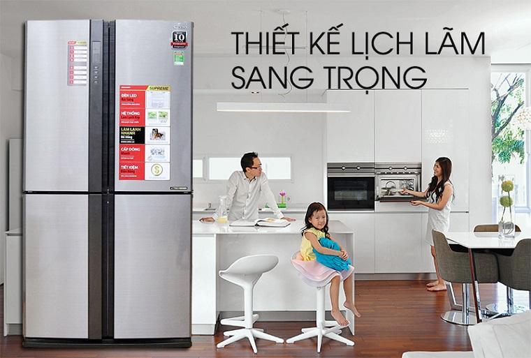 Tủ lạnh LG Side by Side có tốt không