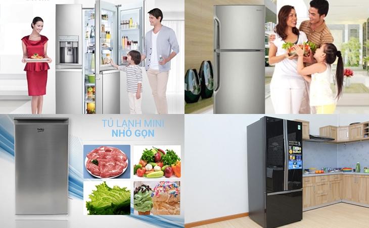 Tủ lạnh LG có tính năng gì nổi bật không