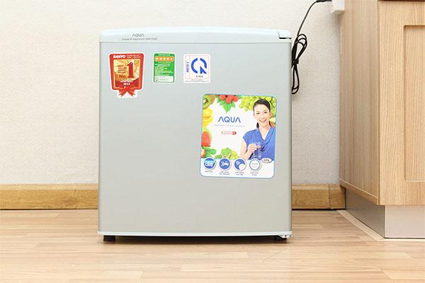 Tủ lạnh giá rẻ dưới 3 triệu đồng - 50 Lít