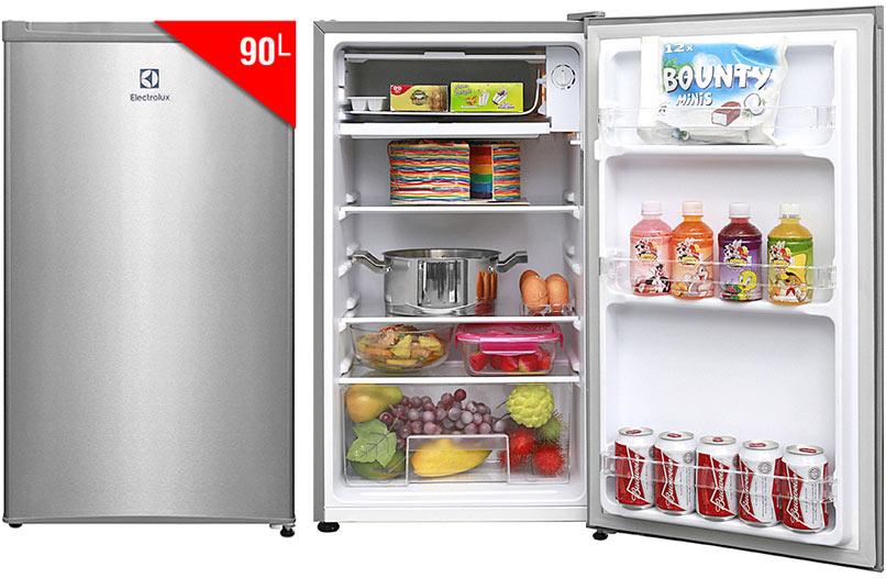 Tủ lạnh giá rẻ dưới 3 triệu - Electrolux mini 90L