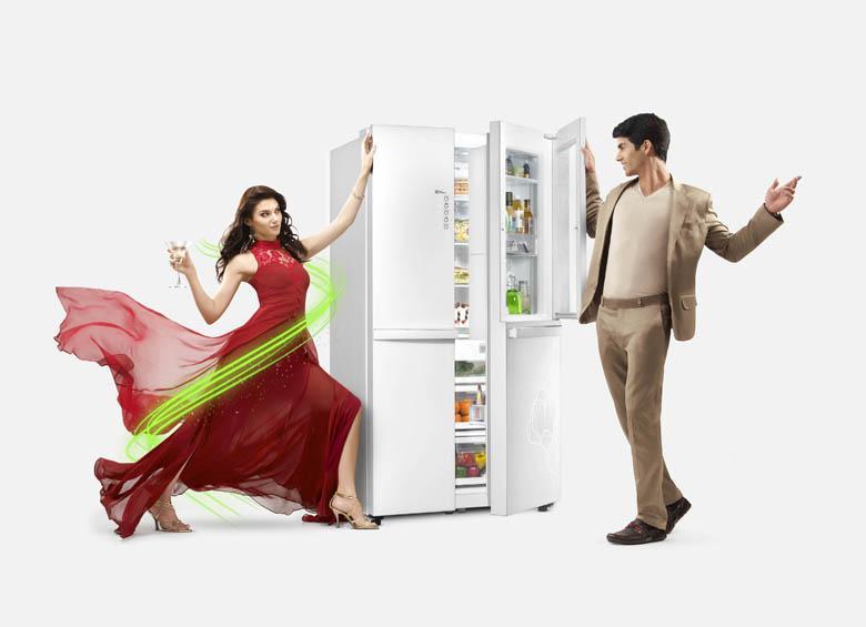 Tủ lạnh hãng LG có tốt không