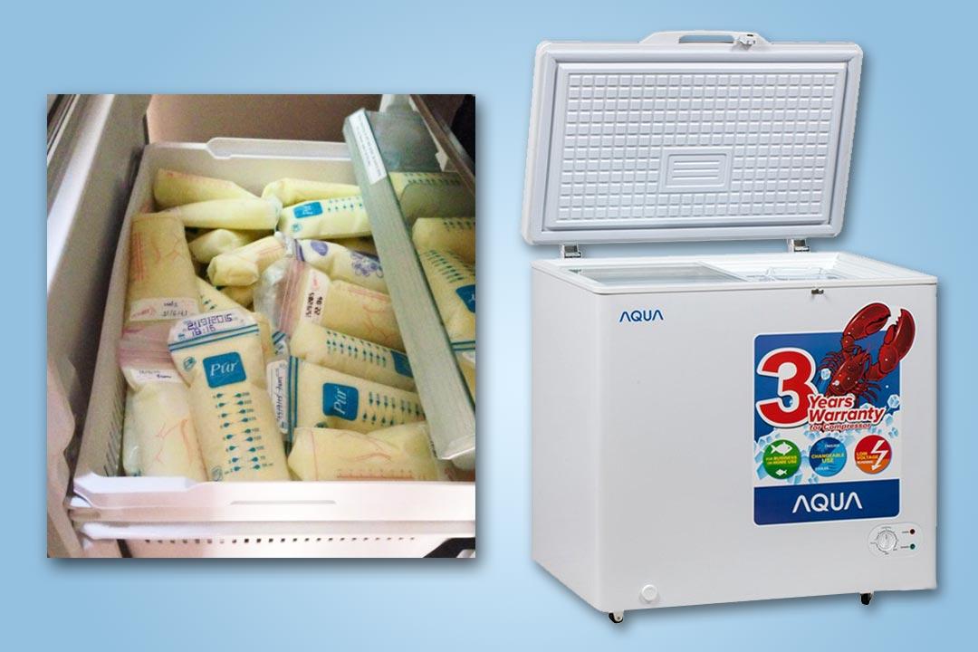 Tủ trữ sữa chuyên dụng mini