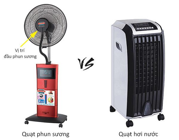 quat-phun-suong-va-quat-hoi-nuoc-khac-nhau-nhu-the-nao