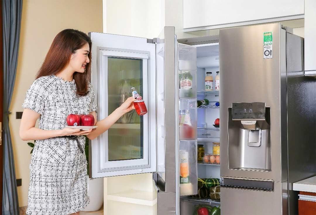 Cách sử dụng tủ lạnh